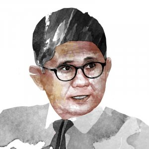 Wakil Ketua KPK Laode M. Syarif