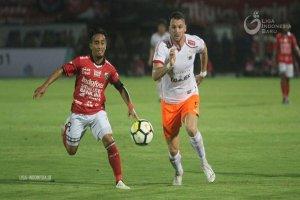 Bali United vs Persija 2018