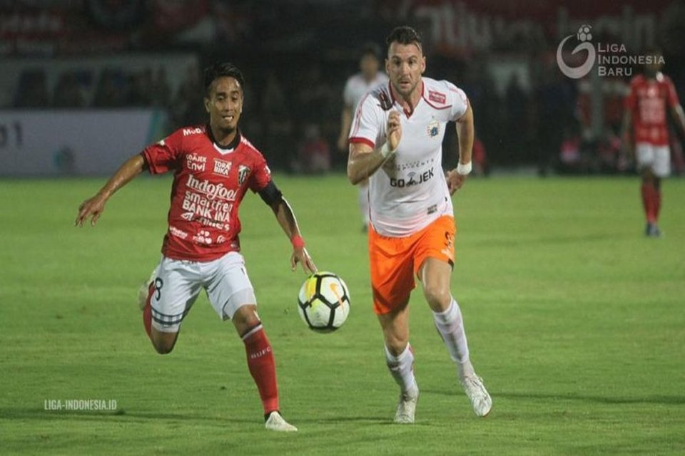 Bali United berpotensi meraih dana hingga Rp 350 miliar dari IPO