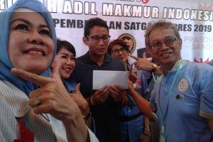 Dukungan Alumni SMA se-Bulungan untuk Prabowo-Sandi