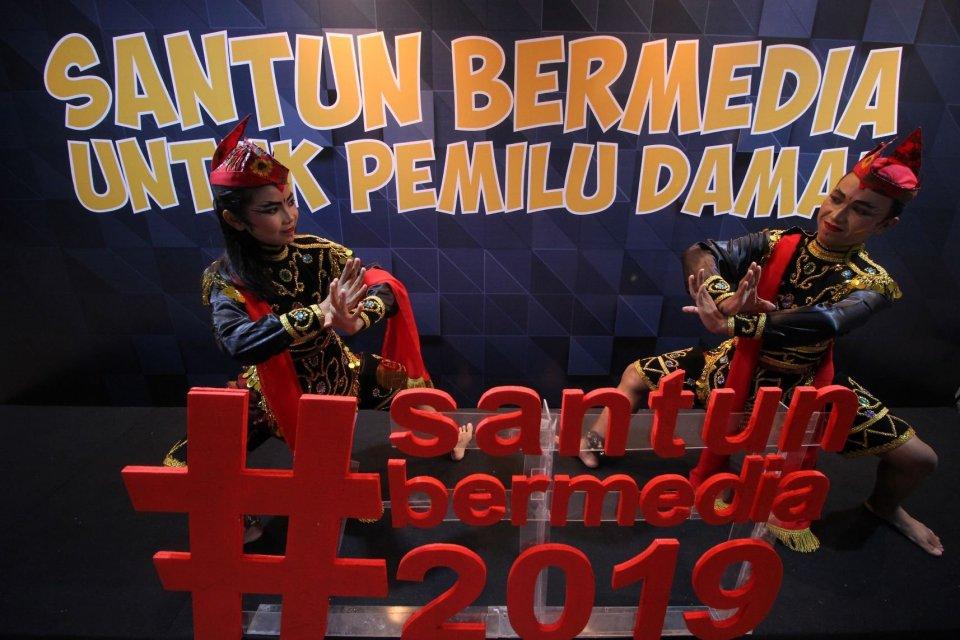 Kampanye Santun Bermedia 2019