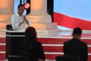 Debat Capres II