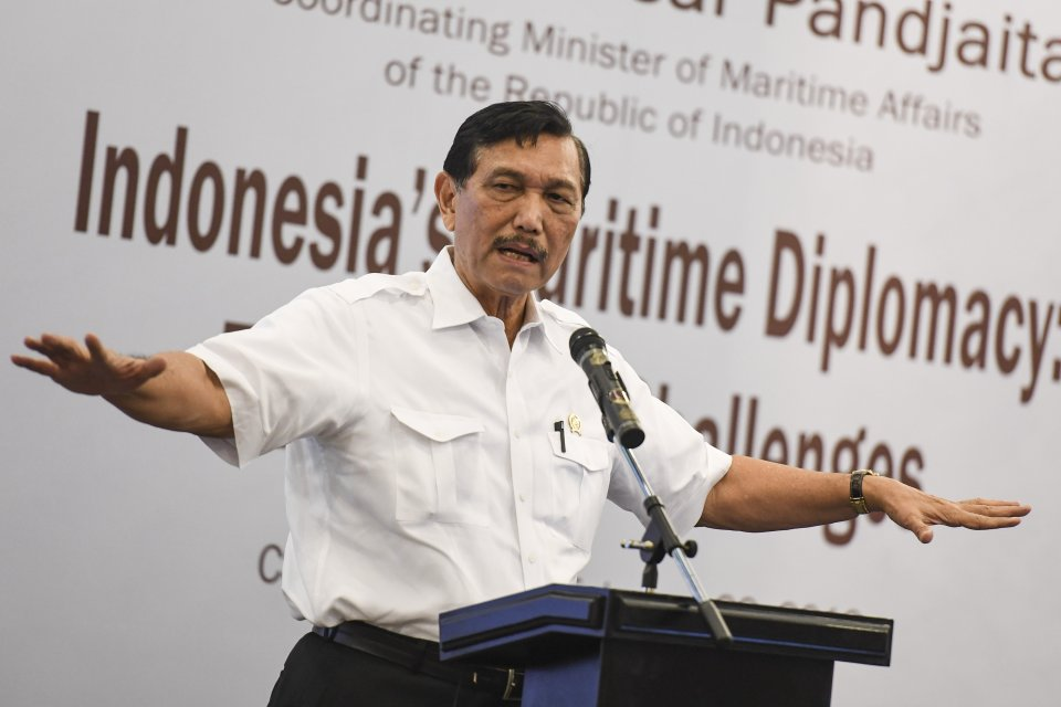 Sriwijaya Air, Garuda Indonesia, Luhut Panjaitan, Audit BPKP