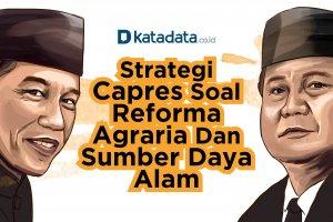 Debat Capres Reforma Agraria