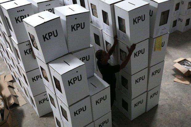 KPU, komisi pemilihan umum, pemilu