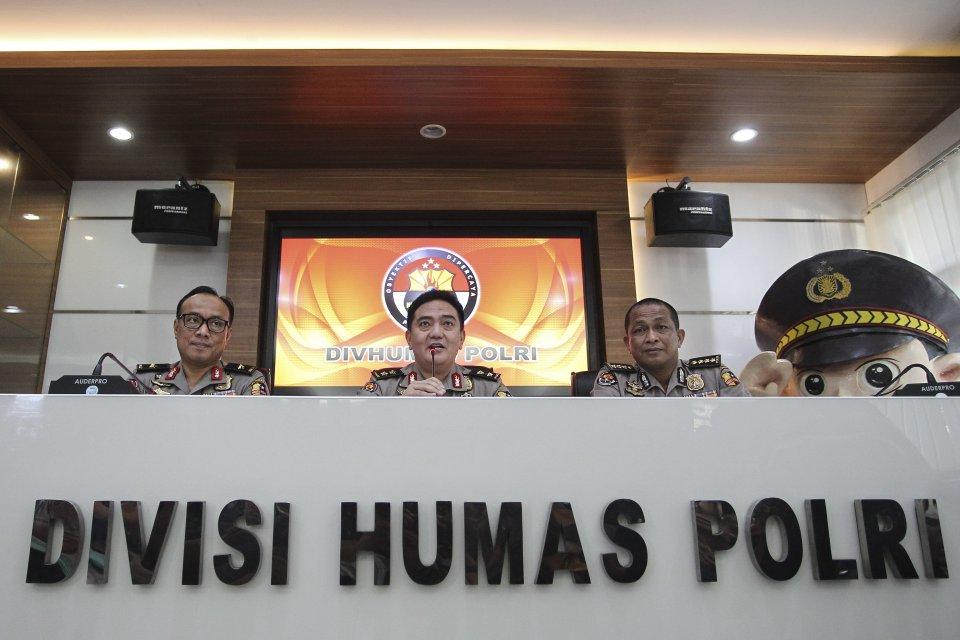 pejabat polri daftar calon pimpinan KPK