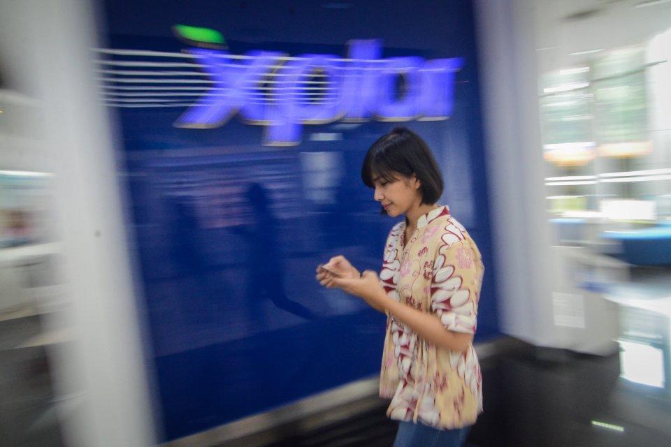 XL Axiata, Pendapatan XL, Laba XL, EXCL
