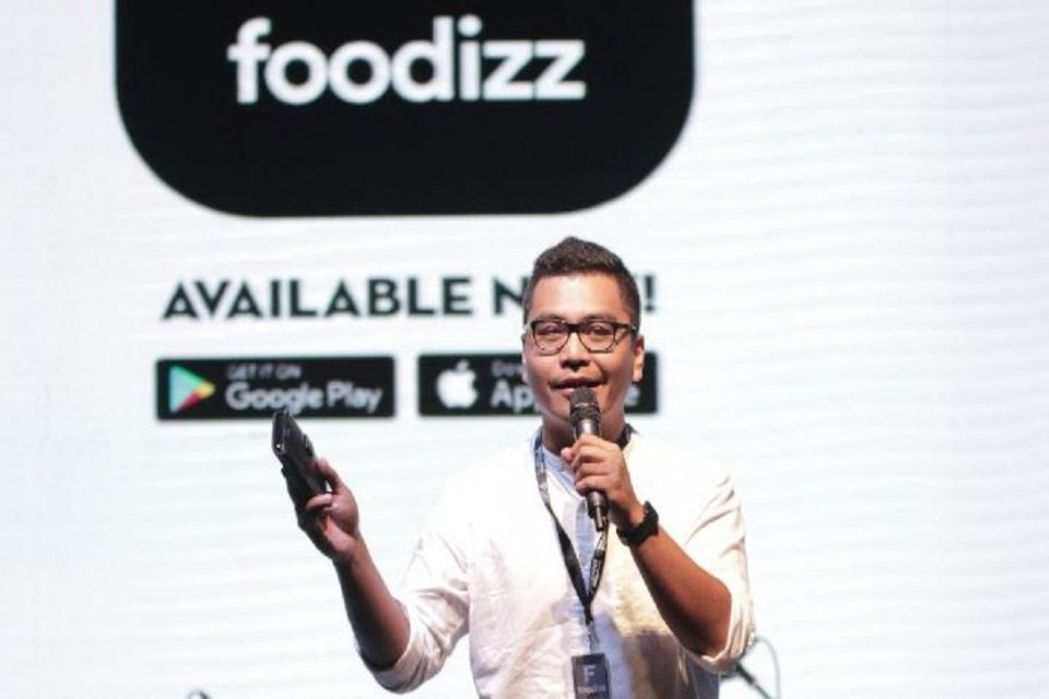 CEO Foodizz.id Andrew Rian Pamungkas