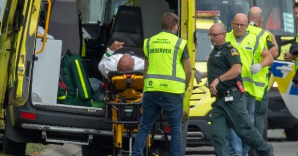 Berita Penembakan Di Selandia Baru Wallpaper: Teror Penembakan Masjid, Jokowi Minta WNI Di Selandia Baru