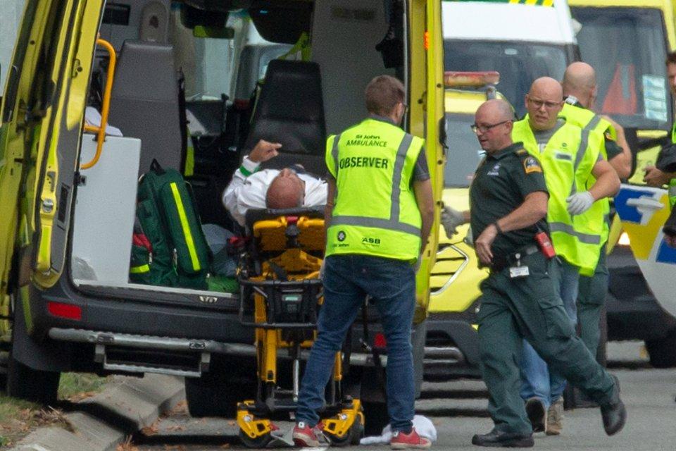 Penembakan Masjid Di Selandia Baru Wallpaper: Facebook Hapus 1,5 Juta Video Teror Penembakan Di Masjid