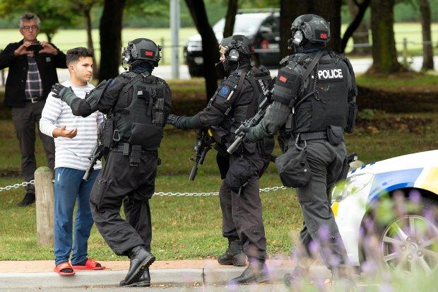 Penembakan New Zealand