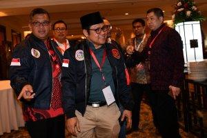 Tim TKN di Borobudur