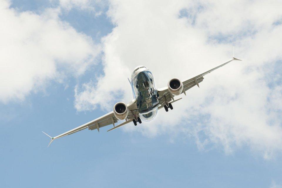 Boeing 737 Max 8, simulator, pilot