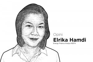 Elrika Hamdi, Energy Finance Analyst IEEFA