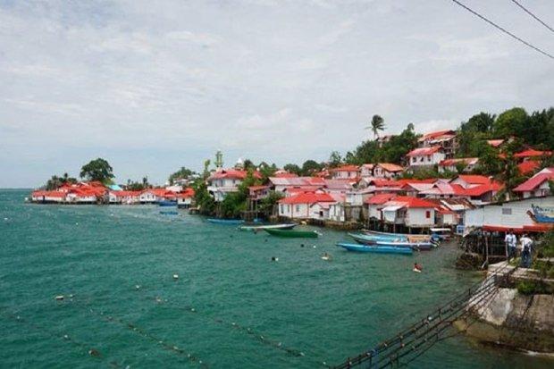 Cerita Tual Kota Di Laut Banda Yang Rentan Inflasi Tinggi Berita Katadata Co Id