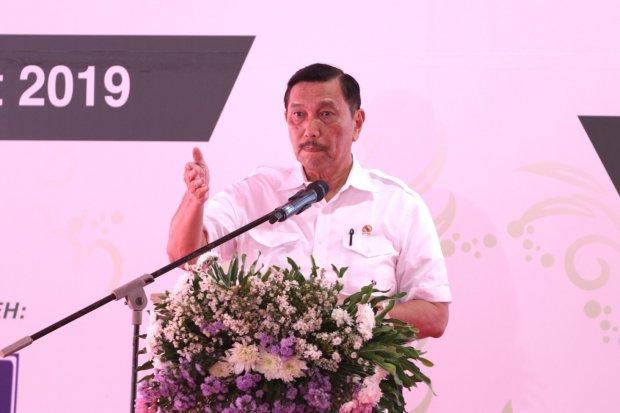 Luhut rombak pejabat Jokowi