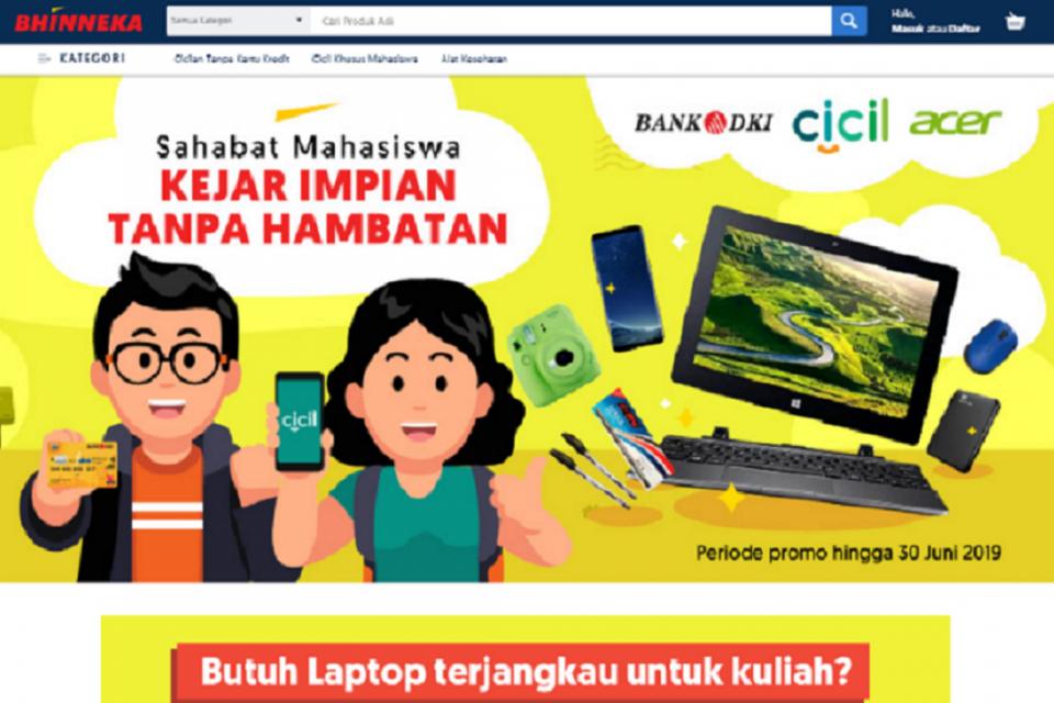 telkom, akuisisi bhinneka.com