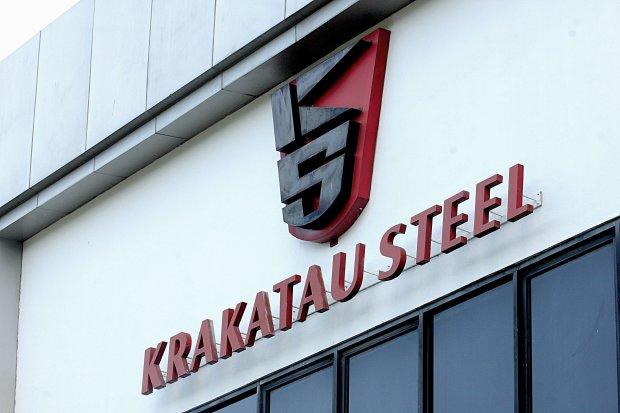Krakatau steel, baja, posco, industri