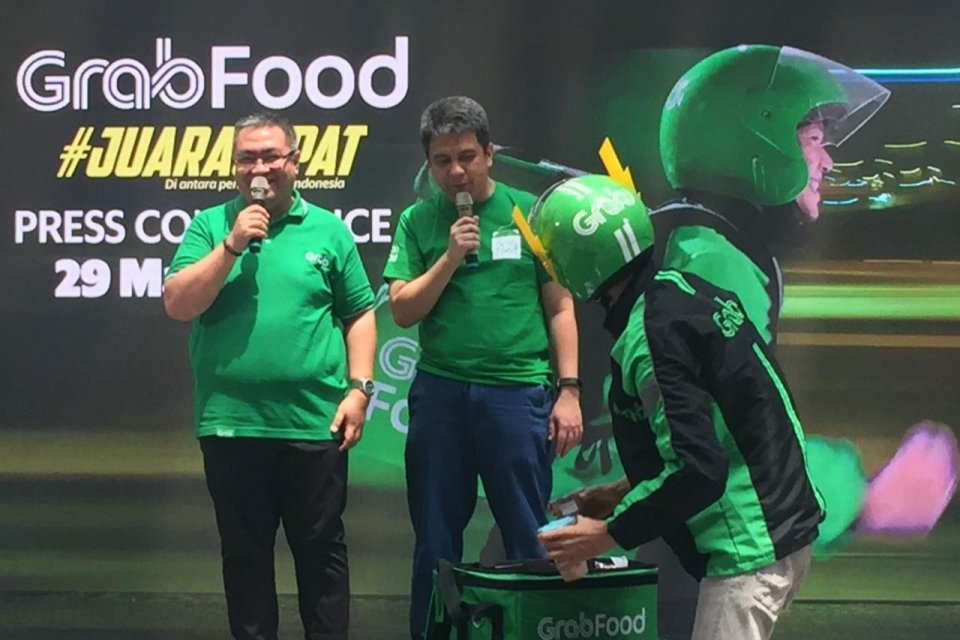 Grab, GrabKitchen, Go-Food, GrabFood, dapur satelit