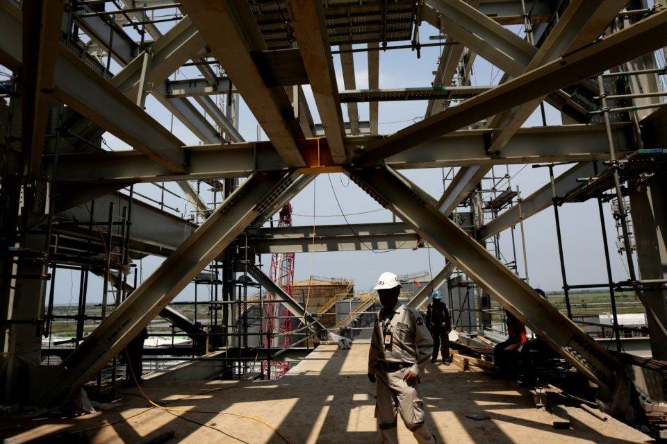 proyek 35 ribu megawatt diundur jadi 2028