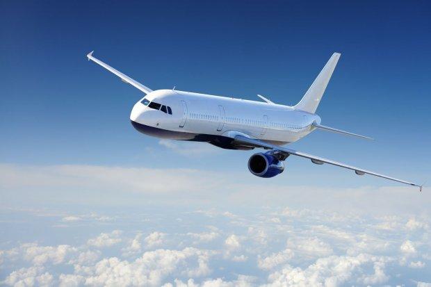 ilustrasi pesawat