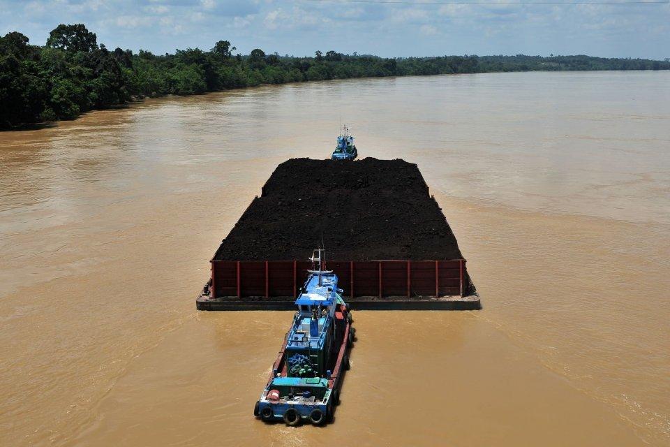 PT Borneo Olah Sarana Sukses Tbk produksi batu bara