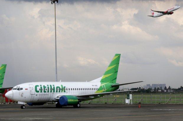 Citilink gugat Sriwijaya Air, sriwijaya air wanprestasi, kerjasama citilink dan sriwijaya, sriwijaya air dan garuda indonesia, citilink, Garuda Indonesia, Sriwijaya Air