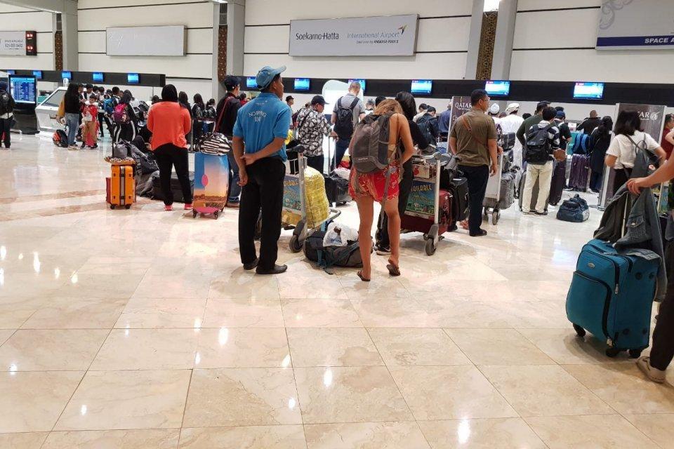 traveloka, terminal 2 traveloka, angkasa pura ii,