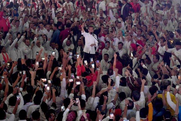 Kampanye Jokowi