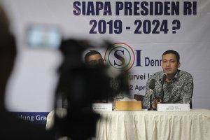 Hasil Survei Nasional LSI Denny JA