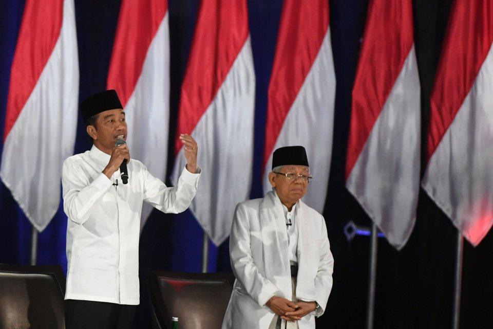 Pilpres 2019, KPU, Jokowi, Prabowo