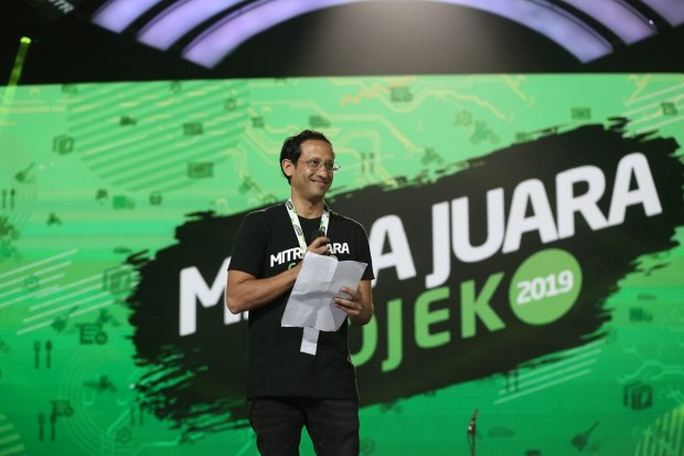 CEO Gojek Nadiem Makarim