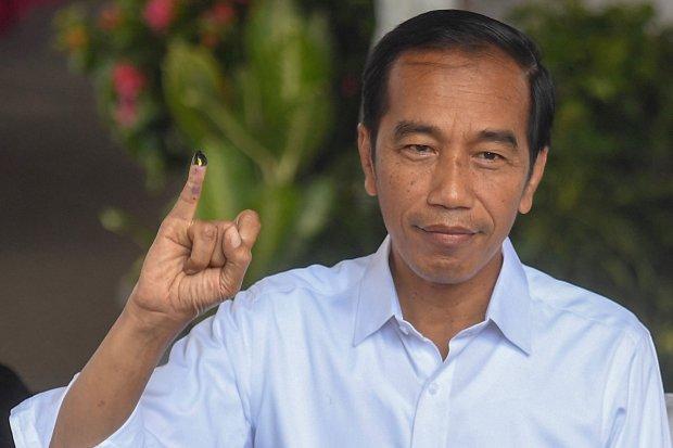 hasil hitung cepat, TPS Jakarta, Prabowo, Sandiaga, Jokowi, Ma'ruf, pemilu 2019, pilpres 2019