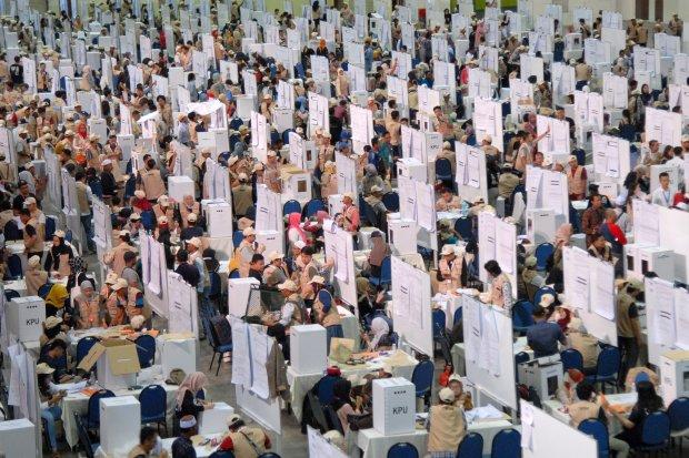 Komisi Pemilihan Umum, KPU, Pemilu 2019