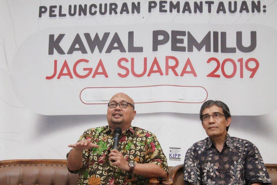 Kawal Pemilu, KPJS, Pemilu 2019