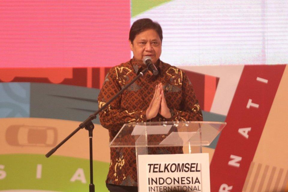 koalisi pendukung Jokowi-Ma'ruf