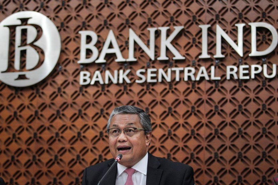 Gubernur Bank Indonesia (BI) Perry Warjiyo.