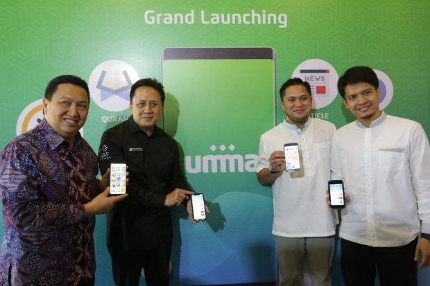 Garibaldi Thohir terlibat dalam pengembangan startup muslim yang menawarkan aplikasi Umma.