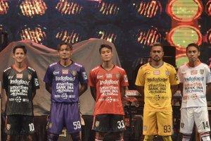 Peluncuran Jersey Tim Bali United