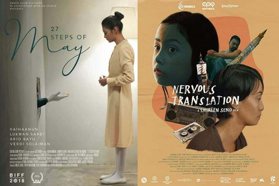 Film 27 Steps of May tayang di bioskop pada 27 April 2019.