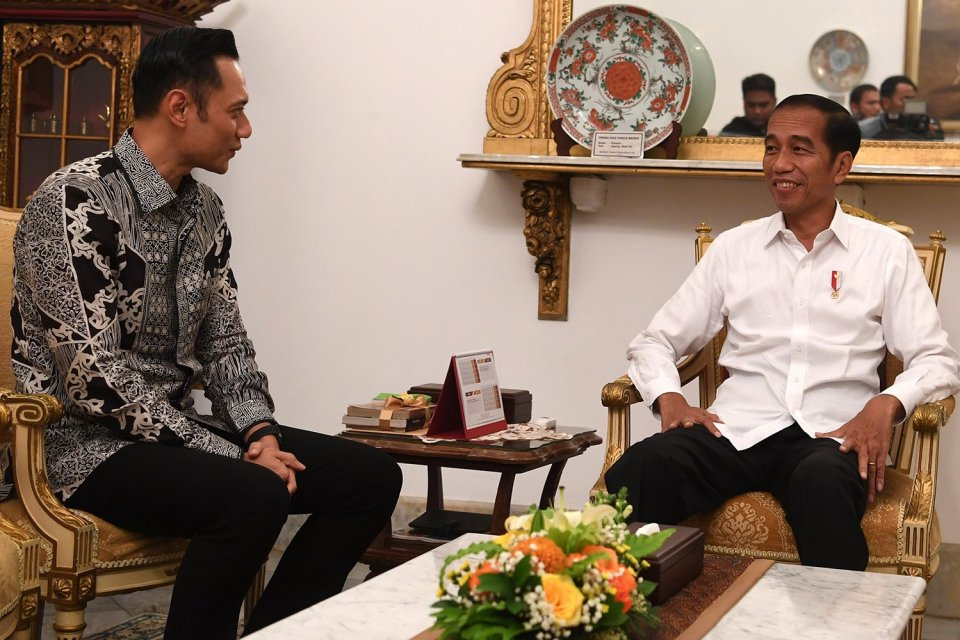 Demokrat dukung Jokowi