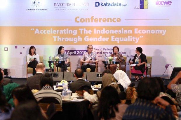 Kesetaraan Gender, Meningkatkan PDB, Katadata, Investing in Women, riset McKinsey