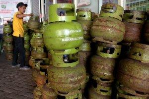 Pasokan Gas Elpiji 3 Kg Jelang Ramadan
