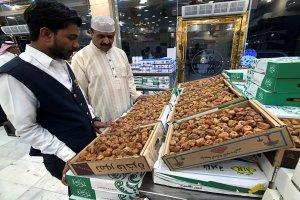 Penjualan Kurma Menjelang Ramadan