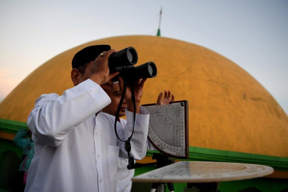 Kemenag, sidang Isbat, Idul Fitri, hilal