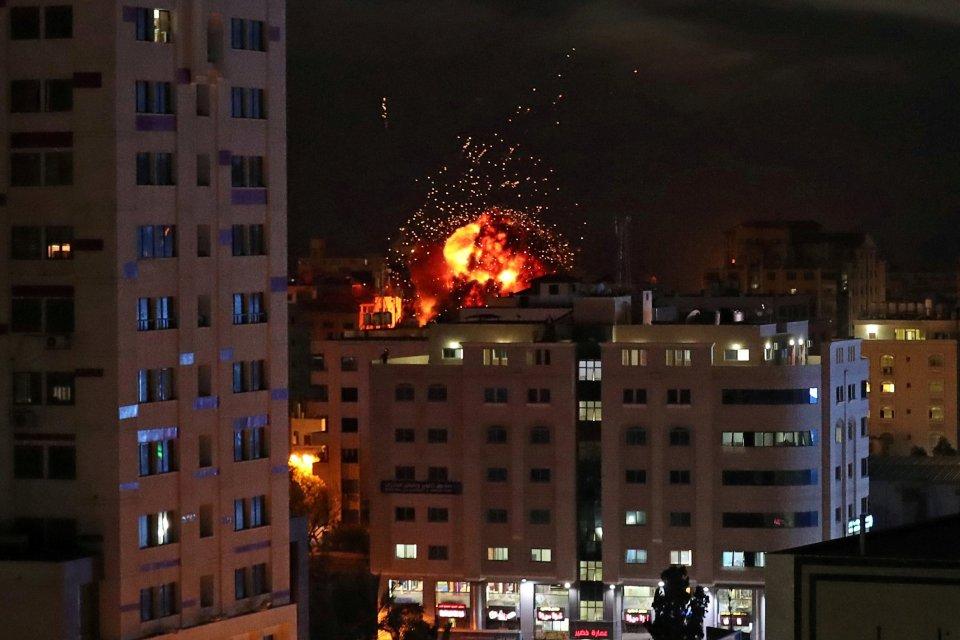 Perang Israel Palestina di Jalur Gaza