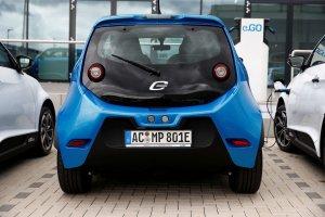 Mobil Listrik eGo dari Jerman
