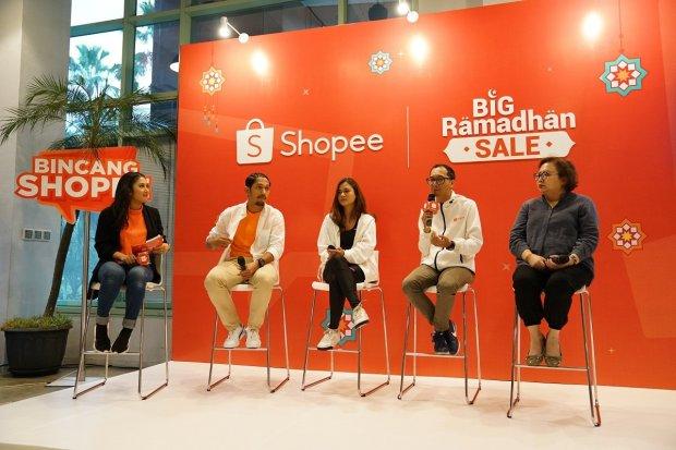 Shopee, Belanja Sosial, Media Sosial, Rekomendasi Produk