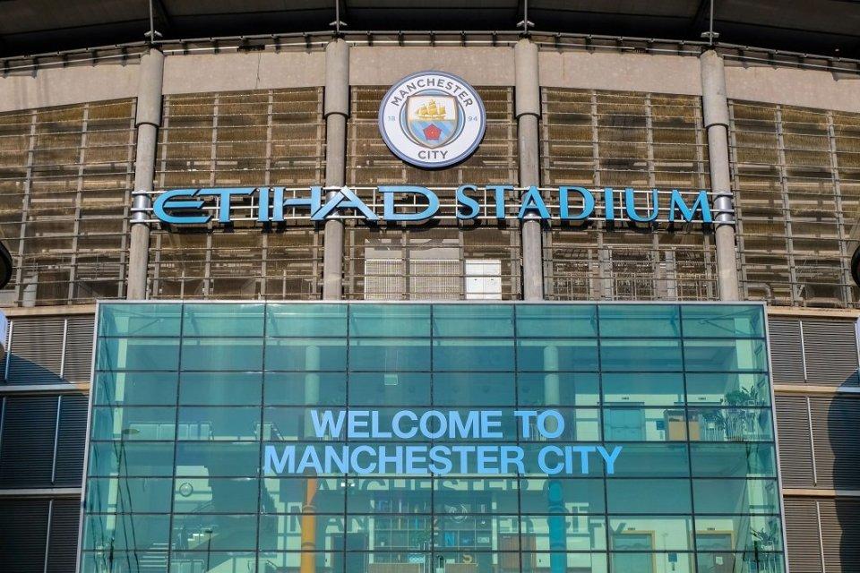 manchester city, juara liga inggris, bisnis sepak bola, uni emirat arab