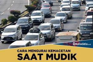 Cara Mengurai Kemacetan Saat Mudik